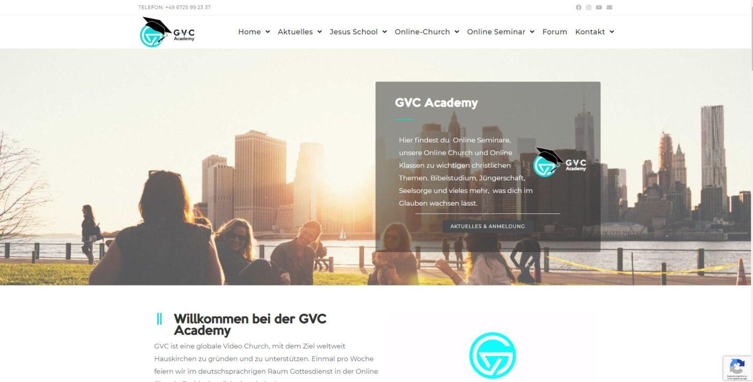 Referenz GVC